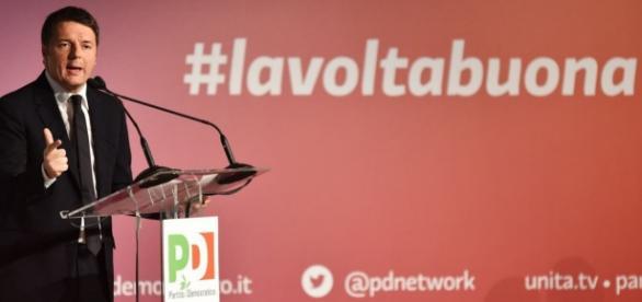 Matteo Renzi, assemblea Partito Democratico