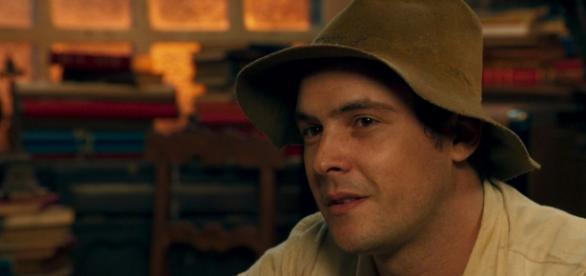 Sergio Guizé em cena da novela (Reprodução)
