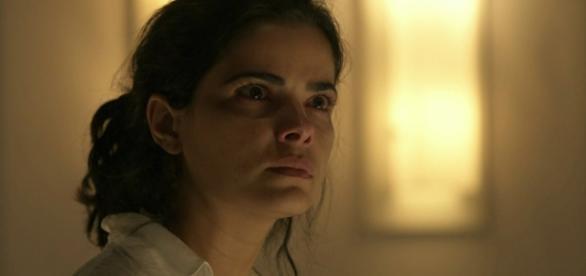 Vanessa Giácomo em cena da novela (Reprodução)
