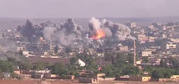 A ONU condenou os ataques o Iraque também reagiu