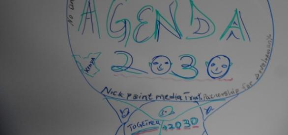 Agenda 2030:No one should be left behind/N Waigwa