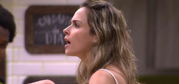 Ana e Renan se desentenderam (Reprodução)