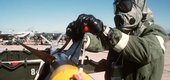 Atentados na Europa com armas químicas?