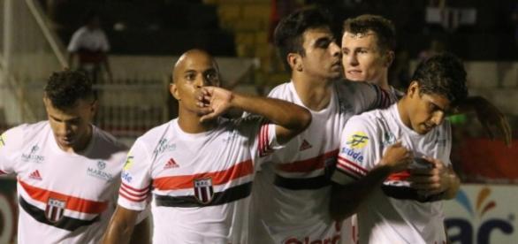 Botafogo SP goleia Ituano por 4x0