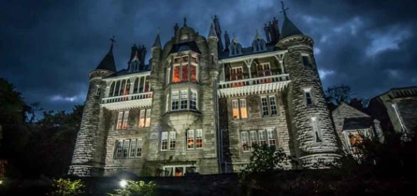 Chateau Rhianfa, hotel encantador y encantado
