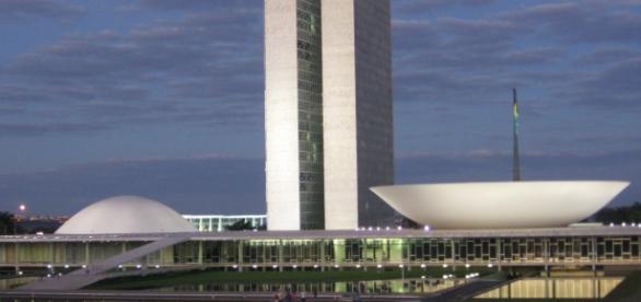Imagem Congresso Nacional Brasileiro