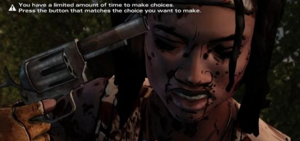 Foto ingame de The Walking Dead: Michonne