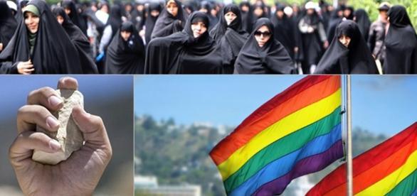 O país sentencia relações homossexuais à morte.
