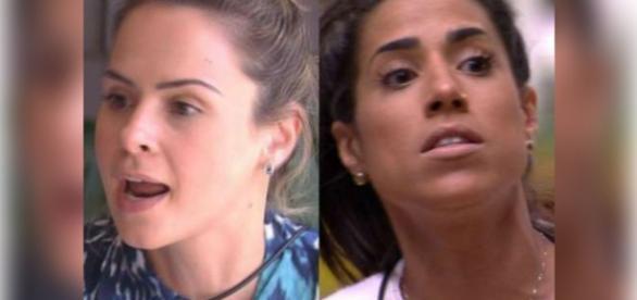 Paredão é entre Ana Paula e Juliana no BBB16
