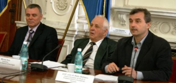 Radu Baltasiu, Eugen Popescu și Mircea Druc
