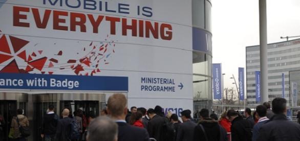 World Mobile Congress 2016, en Barcelona.