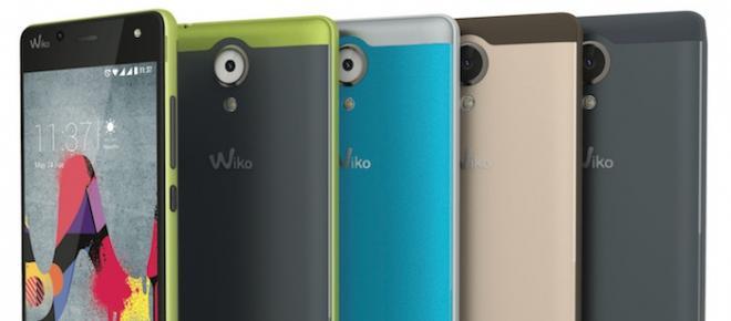MWC: Wiko introduz leitor de impressões digitais em novos smartphones