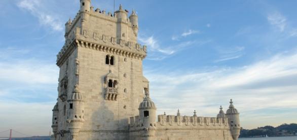 A Torre de Belém um símbolo do orgulho nacional.