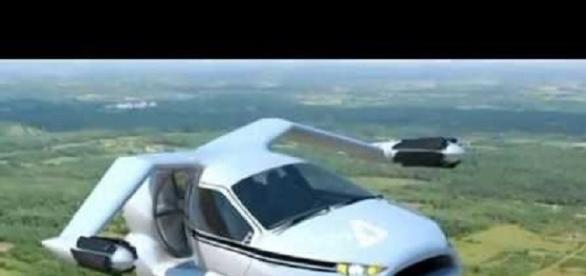 Flying car fromTerafugia - Google Images