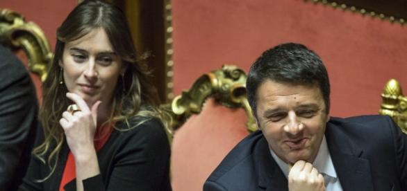 Matteo Renzi porre la fiducia sul Ddl Cirinnà