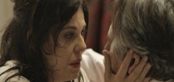 Nelita pode ser a assassina do pai em novela