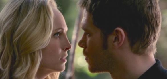 The Vampire Diaries: Caroline e Klaus