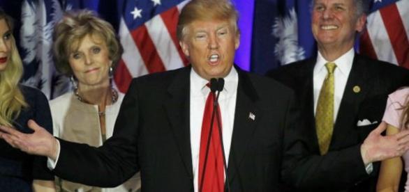 Trump en las primarias republicanas