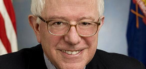 Bernie Sanders (Credit US Senate)