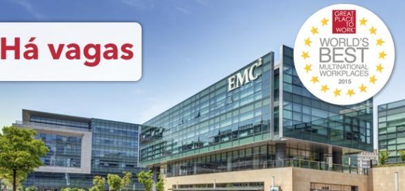 EMC tem vagas - Foto: Reprodução Casestudies