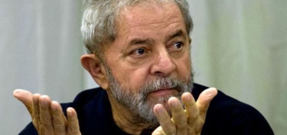 Ex-presidente Luis Inácio /Fonte:Internet