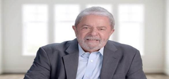 Ex-presidente Lula falou no programa do PT