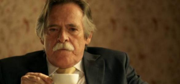 Gibson é dado como morto no final da novela