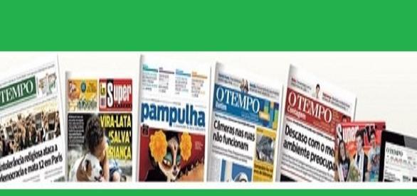 Jornal faz parte do Grupo Sempre Editorial
