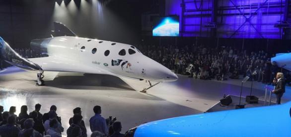 La nueva nave espacial que te llevará al espacio