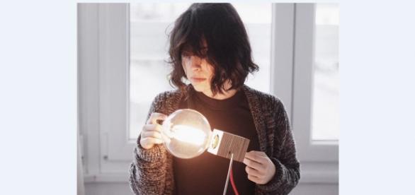 Pic de @Anabuho con lámpara de TRAEshop