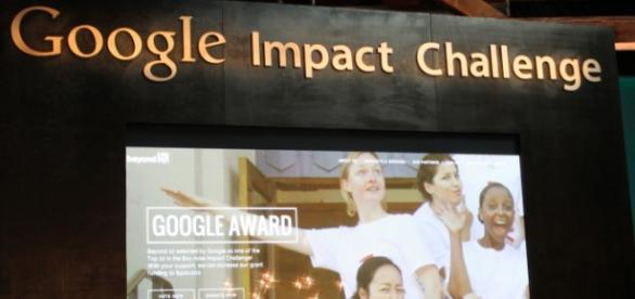 Publicidade do Desafio de Impacto Social