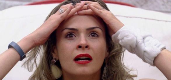 Ana Paula pode ser vítima de plano de expulsão
