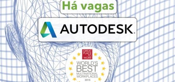 Autodesk está contratando: são 436 vagas abertas