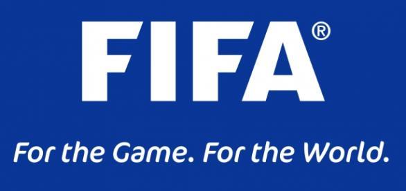 Bandera de la organización futbolística