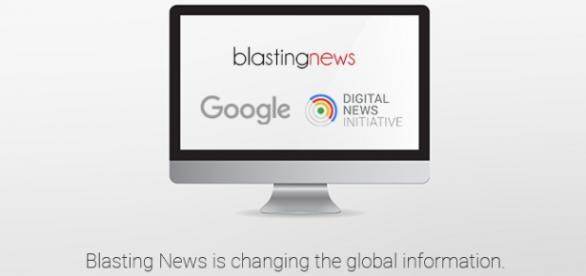 Blasting News y Google Digital News Initiative