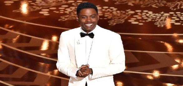Chris Rock fez diversas ironias na noite do Oscar.
