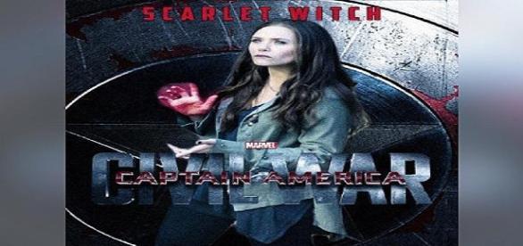 Marvel oficializa el nuevo look de Scarlet Witch