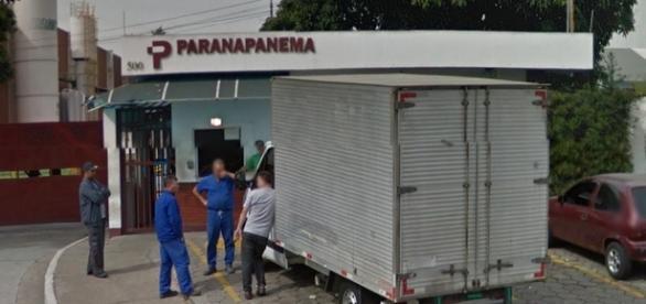 Sede da Paranapanema em Santo André
