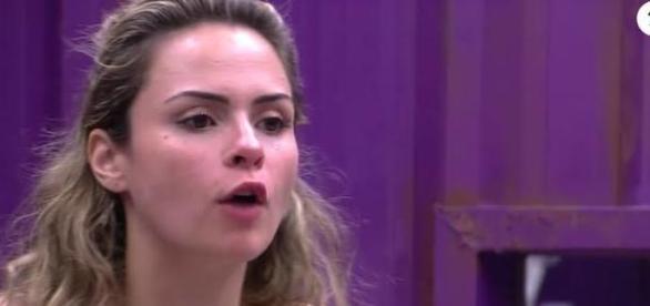 BBB: Ana Paula pode ser uma atriz contratada