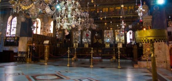 Biserica Nașterii Domnului din Betleem