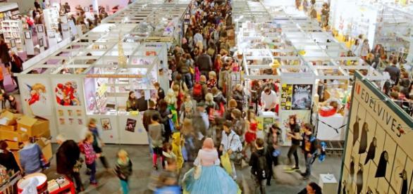 Feira de Frankfurt reúne fãs e profissionais