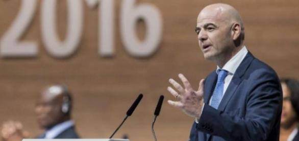 Infantino nuevo presidente de la FIFA