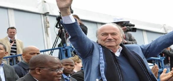 Joseph Blatter deixou a presidência da Fifa
