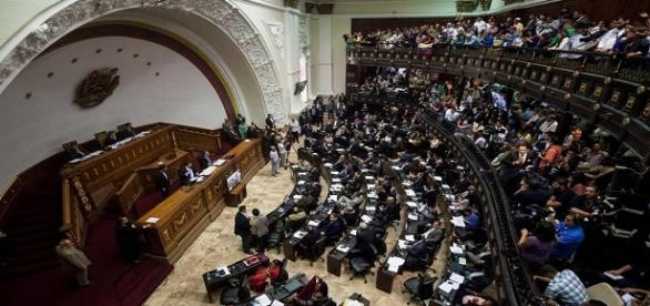 La Asamblea Nacional de Venezuela fue suspendida