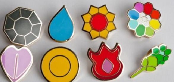 Las medallas que demuestran tu destreza Pokémon