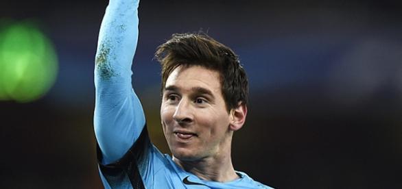Lionel Andrés Messi vs Arsenal
