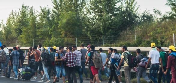 Następna fala imigrantów ruszyła na Europę