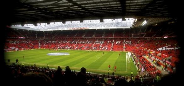 Old Trafford, estadio del Manchester United.