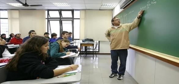Vagas para professores na região Sul