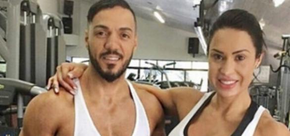 Belo e Gracyanne - Foto/Divulgação